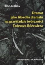 logo Dramat jako filozofia dramatu na przykładzie twórczości Tadeusza Różewicza