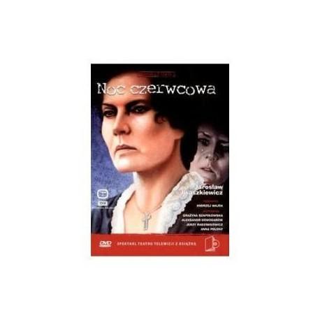 zdjęcie Noc czerwcowa (książka + DVD)