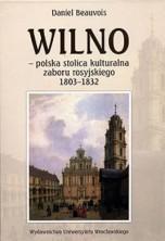logo Wilno - polska stolica kulturalna zaboru rosyjskiego 1803-1832