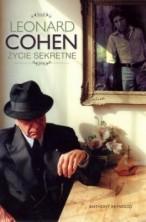 logo Leonard Cohen. Życie sekretne