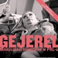 logo Gejerel. Mniejszości seksualne w PRL-u