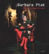 logo Barbara Ptak: album scenograficzny