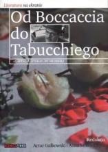 logo Od Boccaccia do Tabucchiego. Adaptacje literatury włoskiej.