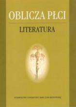 logo Oblicza Płci. Literatura