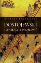 """logo Dostojewski i """"przeklęte problemy"""""""