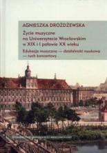 logo Życie muzyczne na Uniwersytecie Wrocławskim w XIX i I połowie XX wieku.