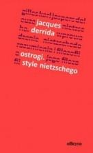 logo Ostrogi. Style Nietzschego