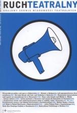 logo Ruch Teatralny nr 6 (85)