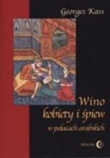 logo Wino, kobiety i śpiew w pałacach arabskich. Mugun - nieprzyzwoitość  w kulturze arabskiej...