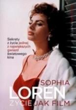 logo Sophia Loren. Życie jak film