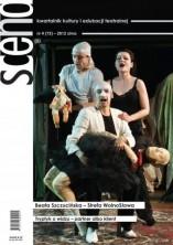 logo Scena nr 4 (72) - 2012 zima. Kwartalnik kultury i edukacji teatralnej