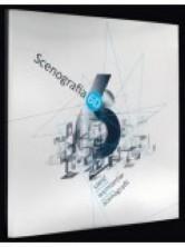 logo Scenografia 6 D. Sześć wymiarów scenografii. Katalog prac studentów
