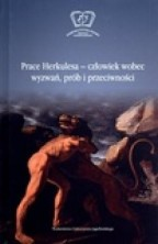 logo Prace Herkulesa - człowiek wobec wyzwań, prób i przeciwności