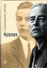 logo Kronos (oprawa twarda)