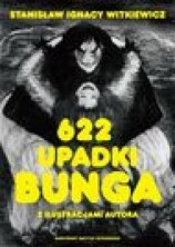 logo 622 upadki Bunga, czyli Demoniczna kobieta (z ilustracjami autora)