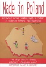 logo Made in Poland. Dziewięć sztuk teatralnych z Polski w wyborze Romana Pawłowskiego