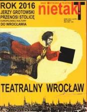 logo Nietak!t Inne strony teatru nr 13/2013 (Teatralny Wrocław)
