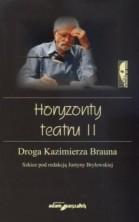 logo Horyzonty teatru II. Droga Kazimierza Brauna
