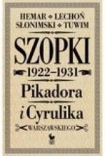 logo Szopki 1922-1931 Pikadora i Cyrulika warszawskiego