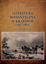 logo Literatura romantyczna w Krakowie (1827-1863). Zarys monograficzny