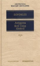 logo Antygona,Król Edyp, Elektra