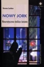 logo Nowy Jork. Neurotyczna stolica świata