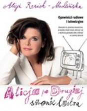 logo Alicja po Drugiej stronie lustra. Opowieści radiowe i telewizyjne