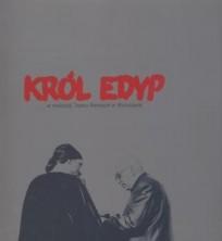 logo Król Edyp w realizacji Teatru Ateneum w Warszawie