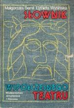 logo Słownik współczesnego teatru. Twórcy, teatry teorie