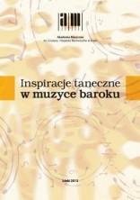 Inspiracje taneczne w muzyce baroku