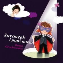 logo Jaroszek i pani muza