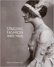 logo Staging Fashion, 1880-1920. Jane Hading, Lily Elsie, Billie Burke