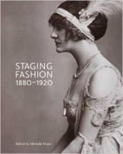 logo Staging Fashion, 1880-1920. Jane Hading, Lily Elsie, Billie Burke