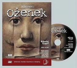 logo Ożenek  (dvd + książka)