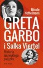 logo Greta Garbo i Salka Viertel. Historia niezwykłego związku
