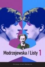 logo Modrzejewska/Listy, tom 1-2 (korespondencja Heleny Modrzejewskiej i Karola Chłapowskiego 1859-1914)