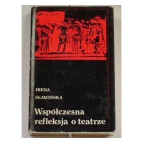 zdjęcie Współczesna refleksja o teatrze. Ku antropologii teatru