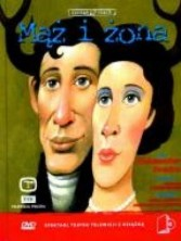 logo Mąż i żona książka+film dvd