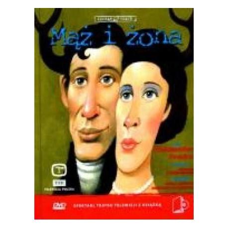zdjęcie Mąż i żona książka+film dvd
