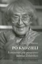 logo Po kądzieli. Feministyczne pisarstwo Jadwigi Żylińskiej