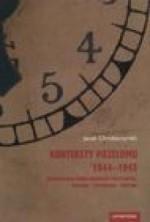 logo Konteksty przełomu 1944-1945. Społeczeństwo wobec wojennych rozstrzygnięć