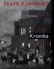 logo Teatr Narodowy Kronika, Trzy sezony
