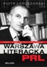 logo Warszawa literacka w PRL