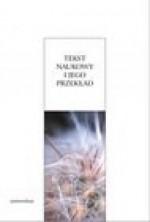 logo Tekst naukowy i jego przekład