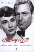 logo Audrey i Bill. Biografia Audrey Hepburn i Williama Holdena