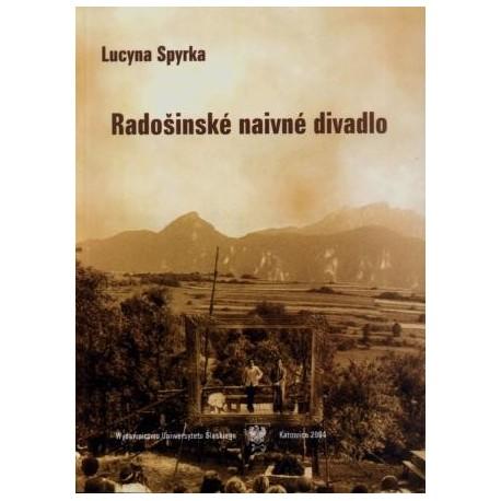 zdjęcie Radosinske naivne divadlo. Między konwencją a kontestacją