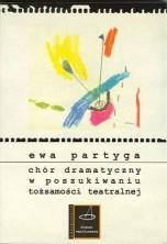 logo Chór dramatyczny w poszukiwaniu tożsamości teatralnej