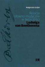 logo Relacje słowno-muzyczne w twórczości Ludwiga van Beethovena