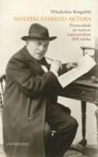 logo Notatki starego aktora. Przewodnik po oteatrze warszawskim XIX wieku