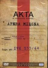 Afera mięsna DVD